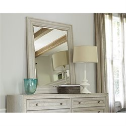 Universal Furniture California Mirror in Malibu