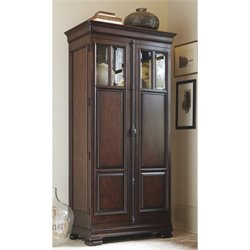 Universal Furniture Reprise Tall Cabinet in Rustic Cherry