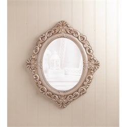 Zingz and Thingz Vintage Estate Wall Mirror