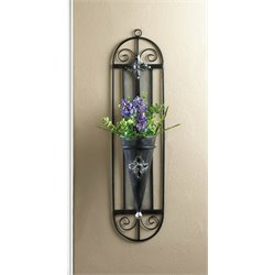 Zingz and Thingz French Cottage Wall Vase