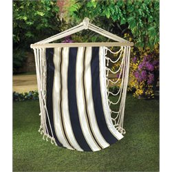 Zingz and Thingz Hammock in White and Blue