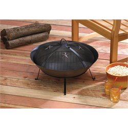 Zingz and Thingz Western Stars Fire Pit