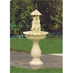 Zingz and Thingz Couple Fountain