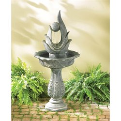 Zingz and Thingz Standing Designer Fountain