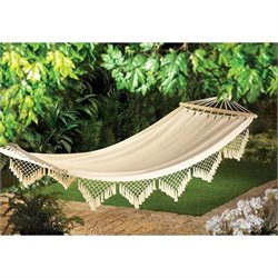 Zingz and Thingz Cape Cod Canvas Hammock
