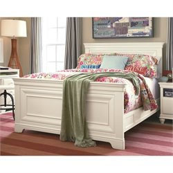 Smartstuff Classics 4.0 Panel Bed in Summer White