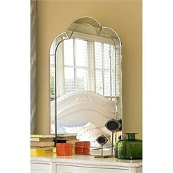 Smartstuff Bellamy Venetian Mirror in Daisy White