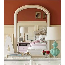 Smartstuff Bellamy Vertical Mirror in Daisy White