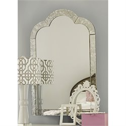 Smartstuff Genevieve Mirror in French White