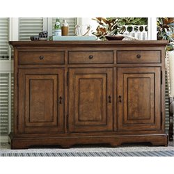 Paula Deen Home Dogwood Buffet Table