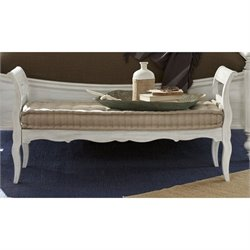 Paula Deen Home Dogwood Bed End Bench