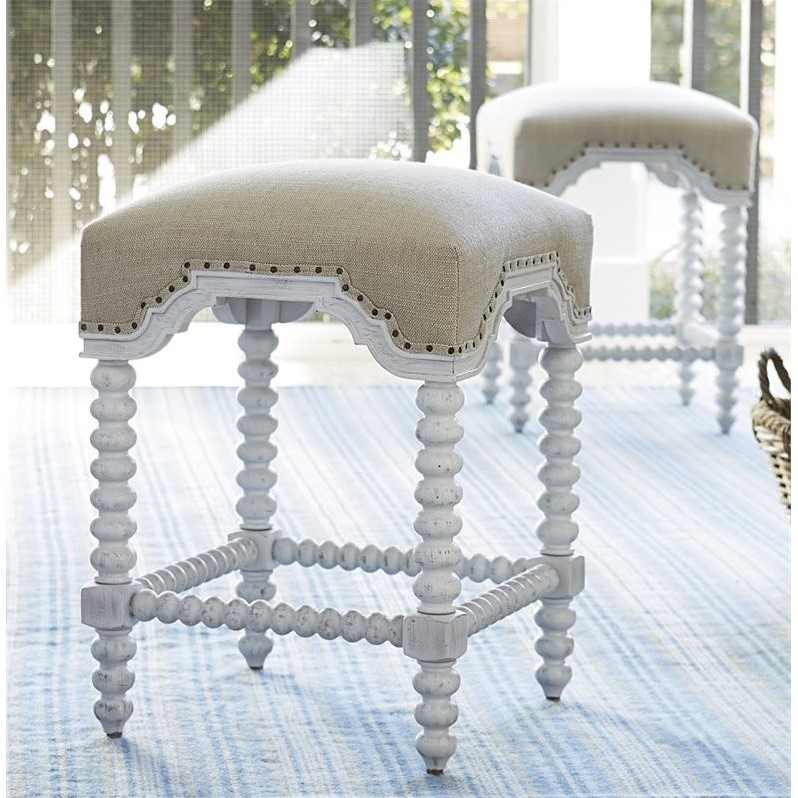 Paula Deen Home Dogwood 25 Quot Counter Stool In Blossom