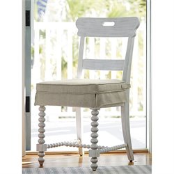 Paula Deen Home Dogwood Dining Chair in Blossom