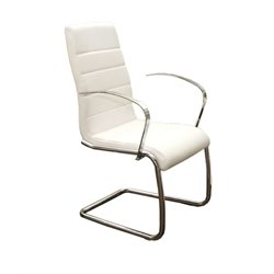 Avenue Leather Dining Arm Chair
