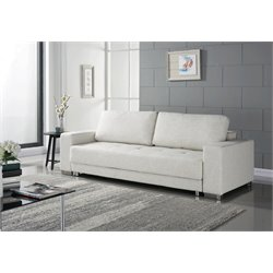 Casabianca Cloe Sleeper Sofa in Beige