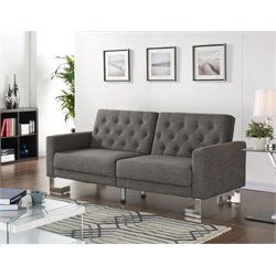 Marino Fabric Upholstered Sofa Bed