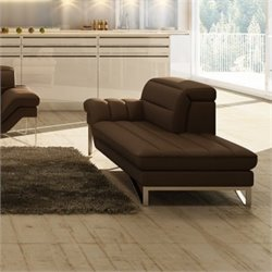 Astro Leather Lounger