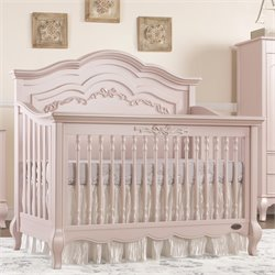 Evolur Aurora 5 in 1 Convertible Crib