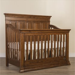 Evolur Napoli 5 in 1 Convertible Crib