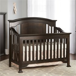 Evolur Sawyer 5 in 1 Convertible Crib