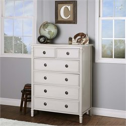 Evolur Julienne 6 Drawer Chest