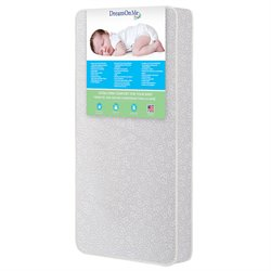Dream On Me Orthopedic Extra Firm Foam Standard Crib Mattress