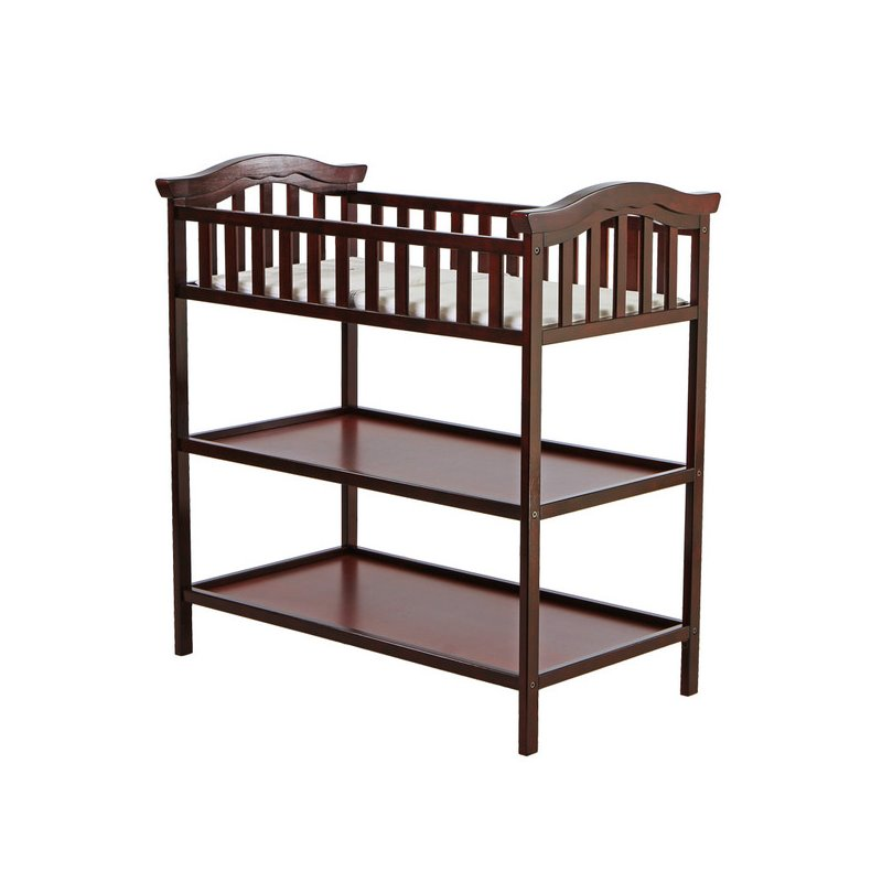 Dream On Me Jessica Changing Table In Cherry 606 C