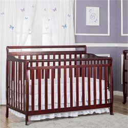 Liberty 5-in-1 Convertible Crib