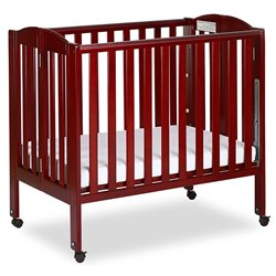 3-in-1 Folding Portable Crib