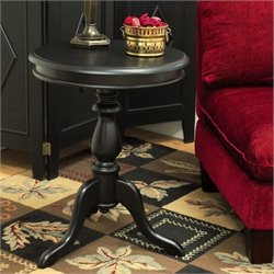 Leeann Pedestal Accent Table