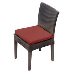 Napa Wicker Patio Dining Chairs (Set of 2)