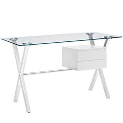 Modway Stasis Modern Office Desk
