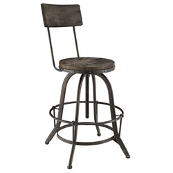 Modway Procure Adjustable Counter Stool