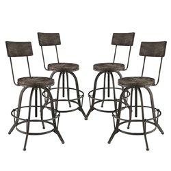 Modway Procure Adjustable Counter Stool 2