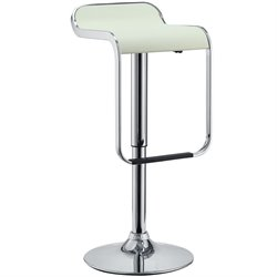 Modway LEM Adjustable Swivel Bar Stool 1