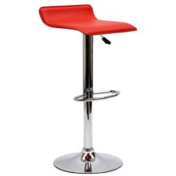 Modway Gloria Adjustable Swivel Bar Stool