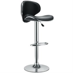 Modway Saddleback Adjustable Bar Stool