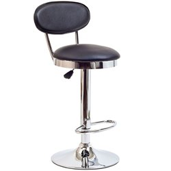 Modway Retro Adjustable Bar Stool