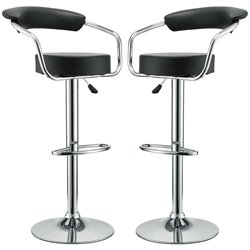 Modway Diner Adjustable Swivel Bar Stool 1