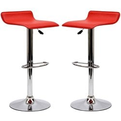 Modway Gloria Adjustable Swivel Bar Stool 1