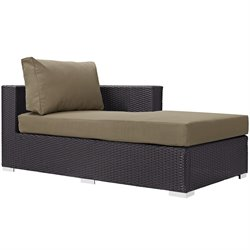 Modway Convene Right Arm Patio Chaise Lounge