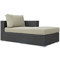 Modway Sojourn Right Arm Patio Chaise Lounge