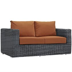 Modway Summon Patio Loveseat