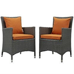 Modway Sojourn Patio Dining Chair
