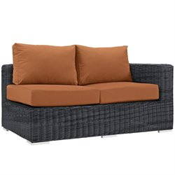 Modway Summon Patio Right Arm Loveseat