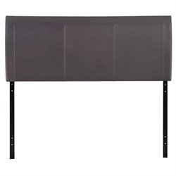 Modway Isabella Queen Vinyl Panel Headboard