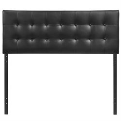 Modway Emily Panel Headboard in Black