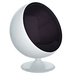 Modway Kaddur Swivel Egg Chair
