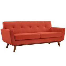 Modway Engage Upholstered Loveseat