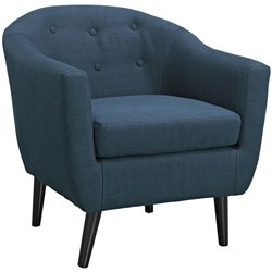 Modway Wit Fabric Accent Chair